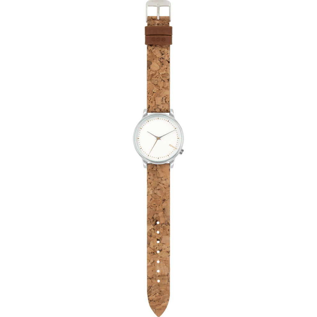 Komono Estelle Watch | Natural Cork KOM-W2811