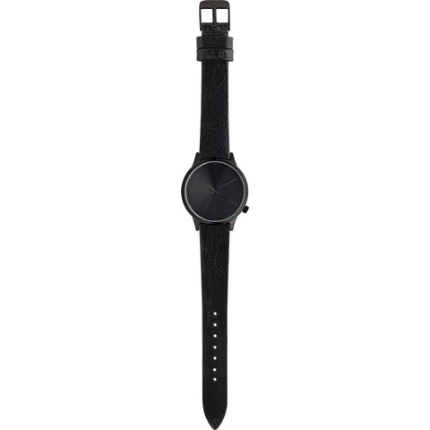 Komono Estelle Deco Watch | Onyx --Kom-W2470