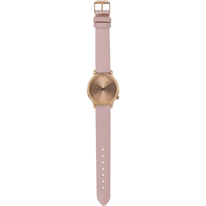 Komono Estelle Pastel Watch | Rose KOM-W2500