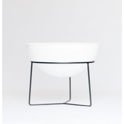 Object Interface Everything Planter | White/Black EP1-S