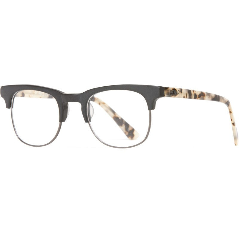 Proof Jerome Eco Rx Prescripton Glasses | Matte Black Clear Lens