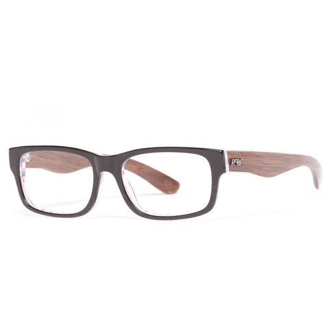 Proof Loom Eco Rx Prescription Glasses | Black Clear Lens