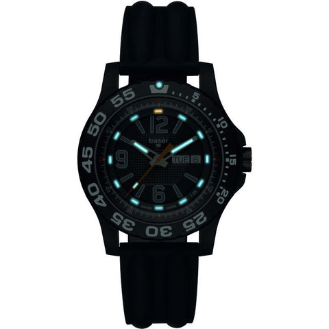 traser H3 Extreme Sport Pro P6600 Men's Watch Rubber Strap