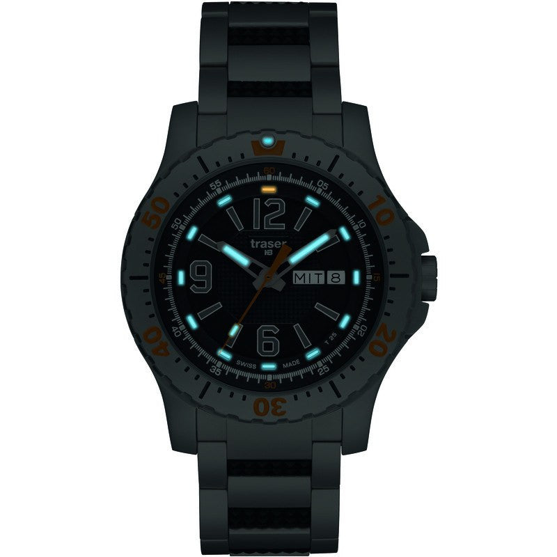 traser H3 Extreme Sport P6602 Steel Men's Watch | Steel Strap
