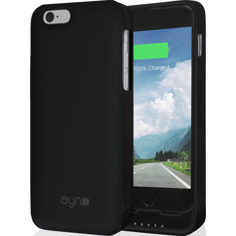 EYN Power Charging Case for iPhone 6 | Black