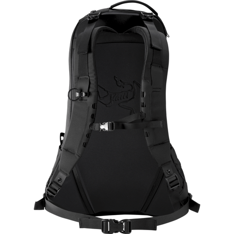 Arc'teryx Arro 22 Backpack | Black/Blue Tetra 226426