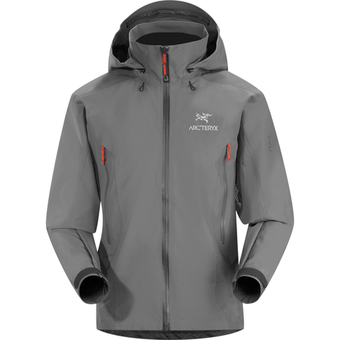 Arc'teryx Beta AR Men's Jacket | Anvil Grey 183861 L