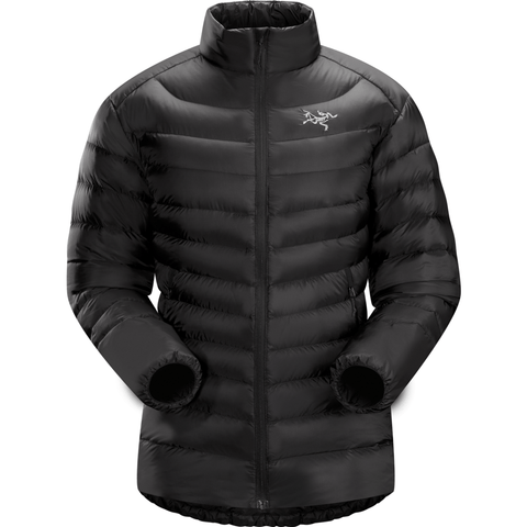 Arc'teryx Cerium LT Women's Jacket | Black 184632 L
