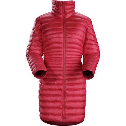 Arc'teryx Yola Women's Coat | Pink Tulip