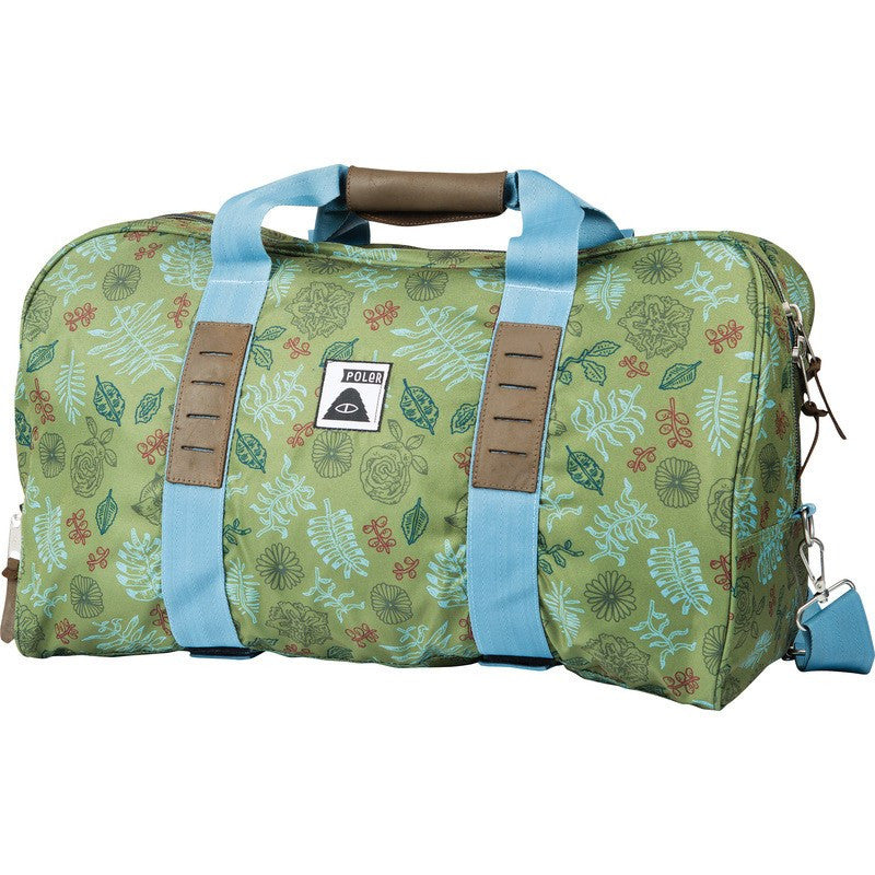Poler Carry On Duffel Bag | Brotanical Mossy 532003-PBO