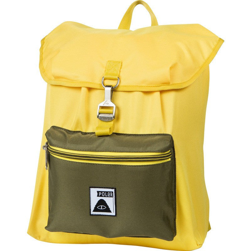 Poler Field Pack Backpack | Mossy/Dandelion 532004-OLV