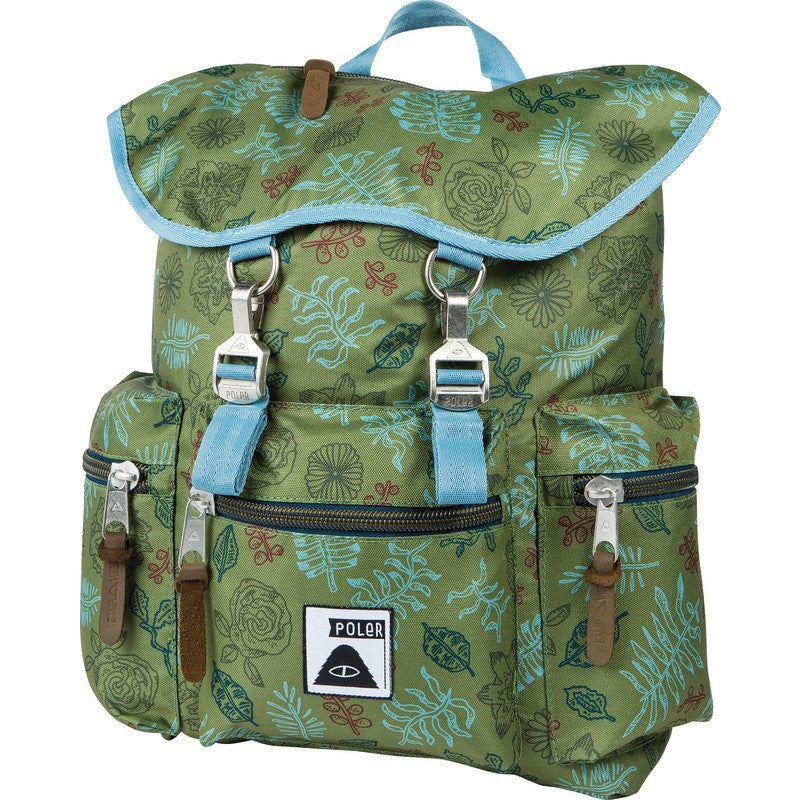 Poler Roamers Backpack | Brotanical Mossy 532006-PBO