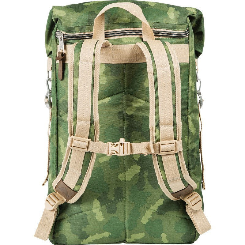 Poler Rolltop 2.0 Backpack | Green Camo 532007-GCO