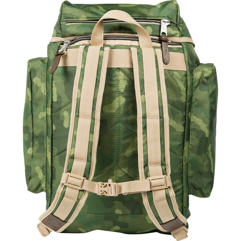 Poler Rucksack 2.0 Backpack | Green Camo 532008-GCO