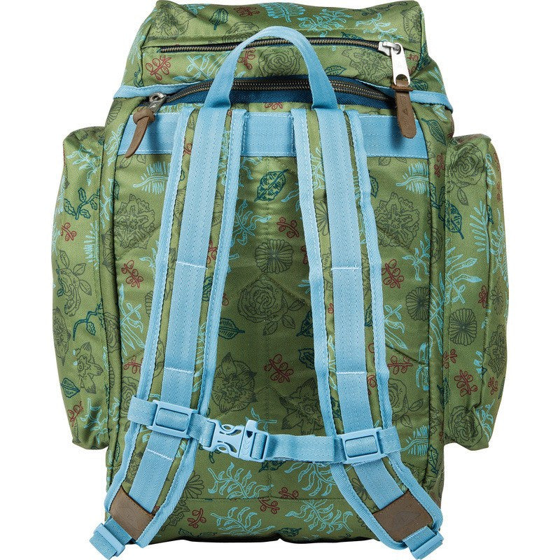 Poler Rucksack 2.0 Backpack | Brotanical Mossy 532008-PBO