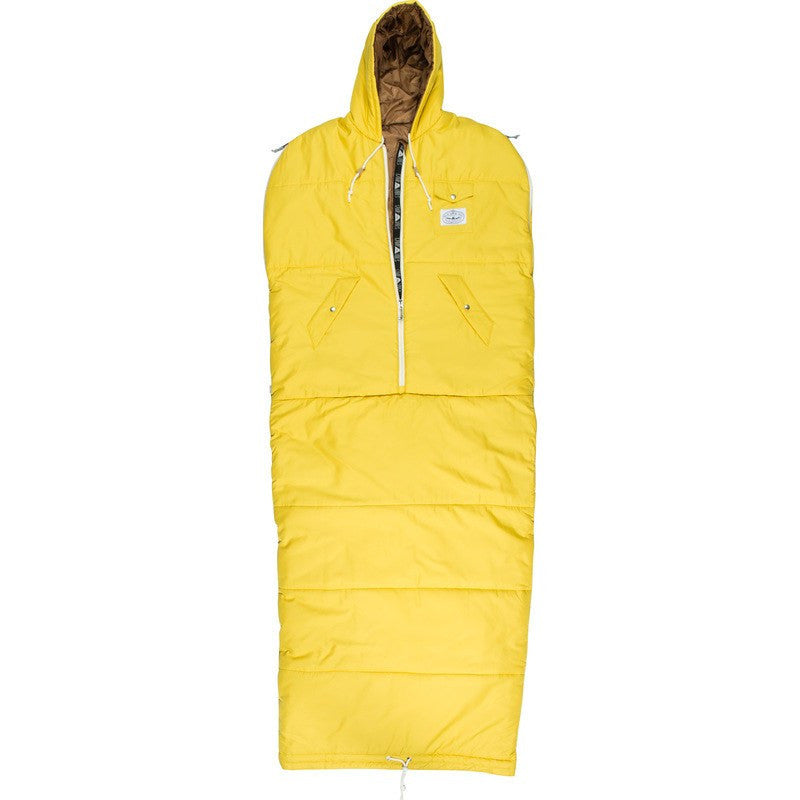Poler Napsack Wearable Sleeping Bag | Dandelion