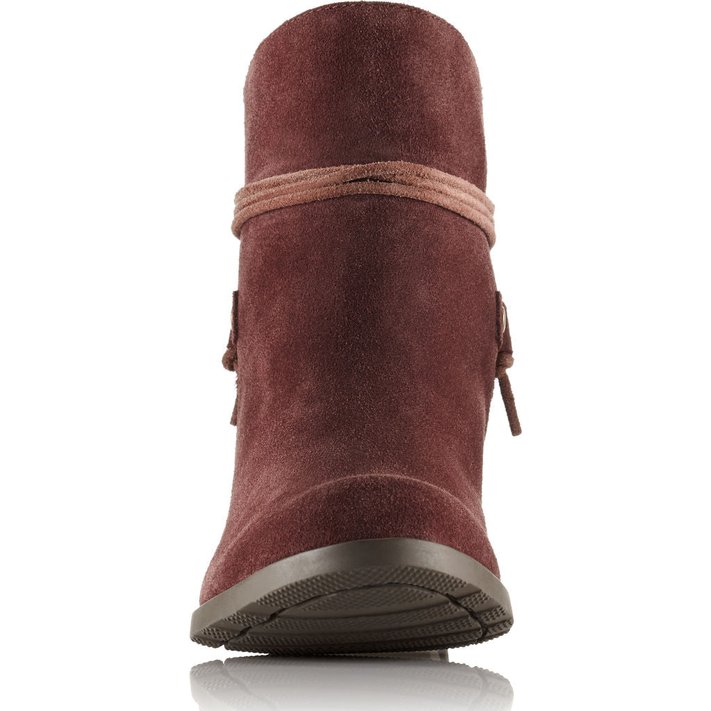 Sorel Women's Farah Short Waterproof Boot | Redwood Size 7 1749231628