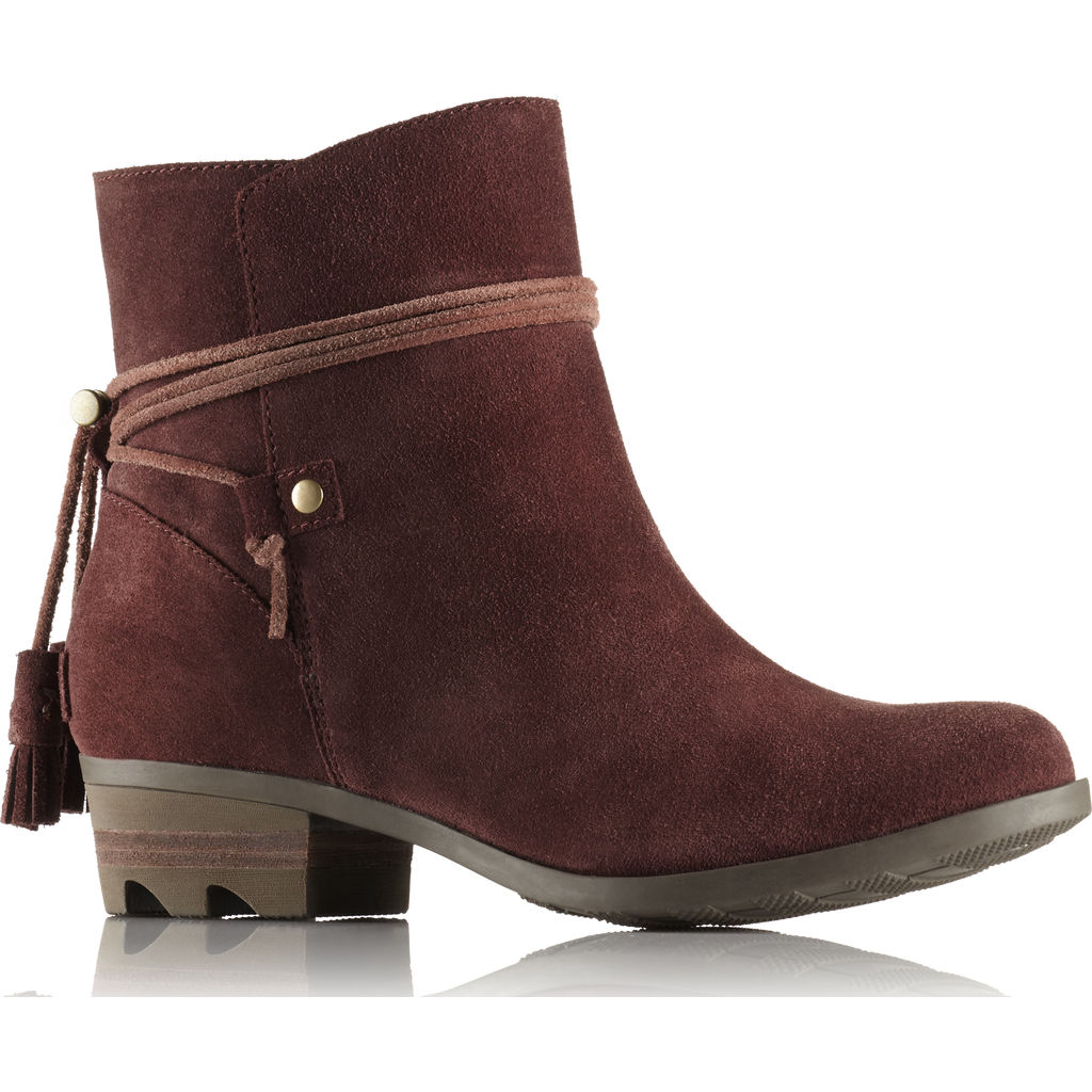 Sorel Women's Farah Short Waterproof Boot | Redwood Size 8 1749231628