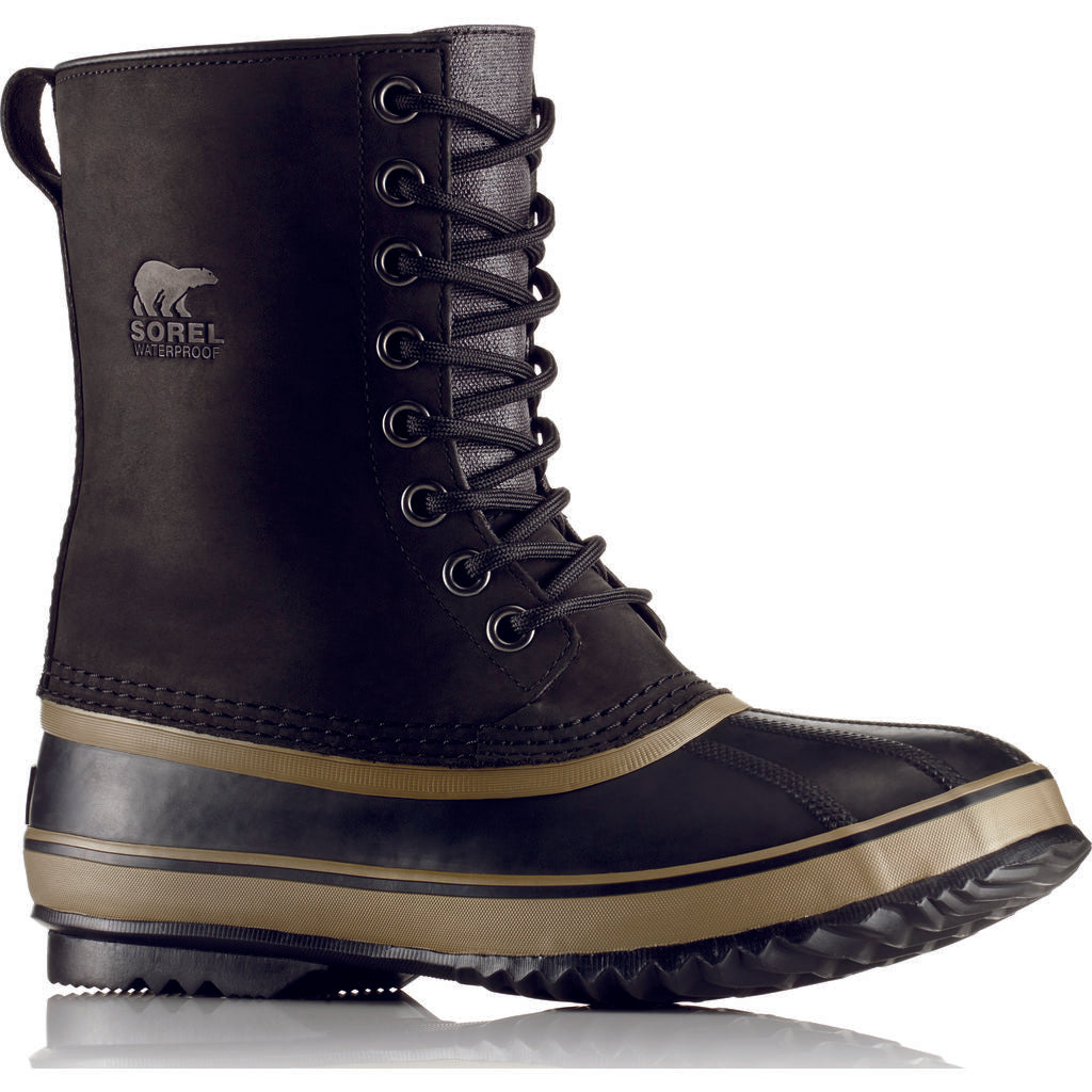 Sorel Men's 1964 Premium T Waterproof Snow Boots | Black 1759651