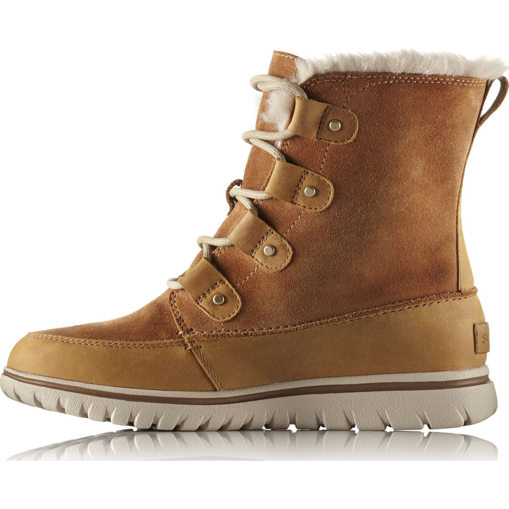 Sorel Women's Cozy Joan Waterproof Boot | Elk- 1760251 - 8