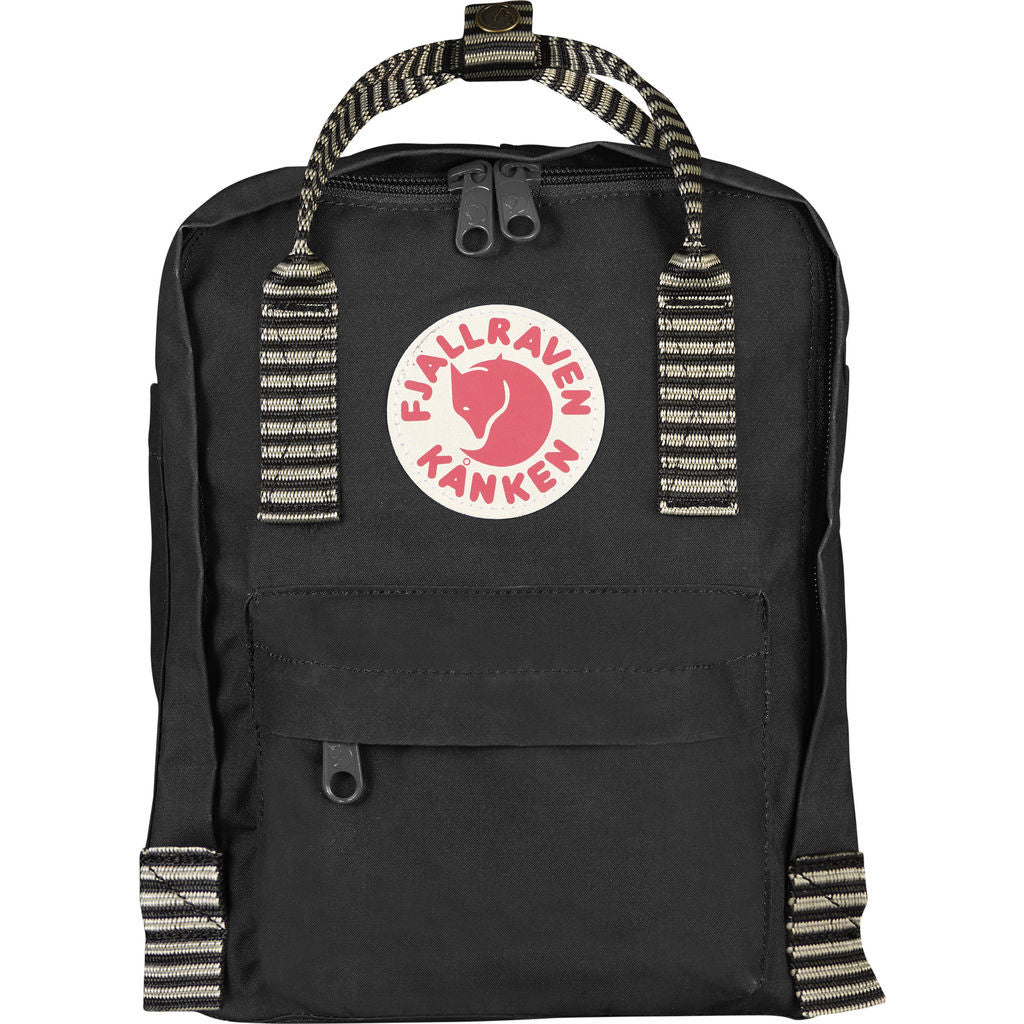 Fjallraven KŒnken Mini Backpack | Black Striped - F23561 550-901