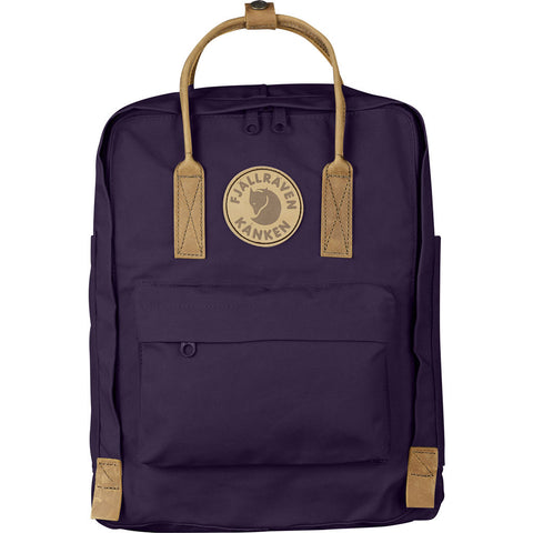 Fjallraven KŒnken No.2 15 Backpack | Alpine Purple - F23569 590