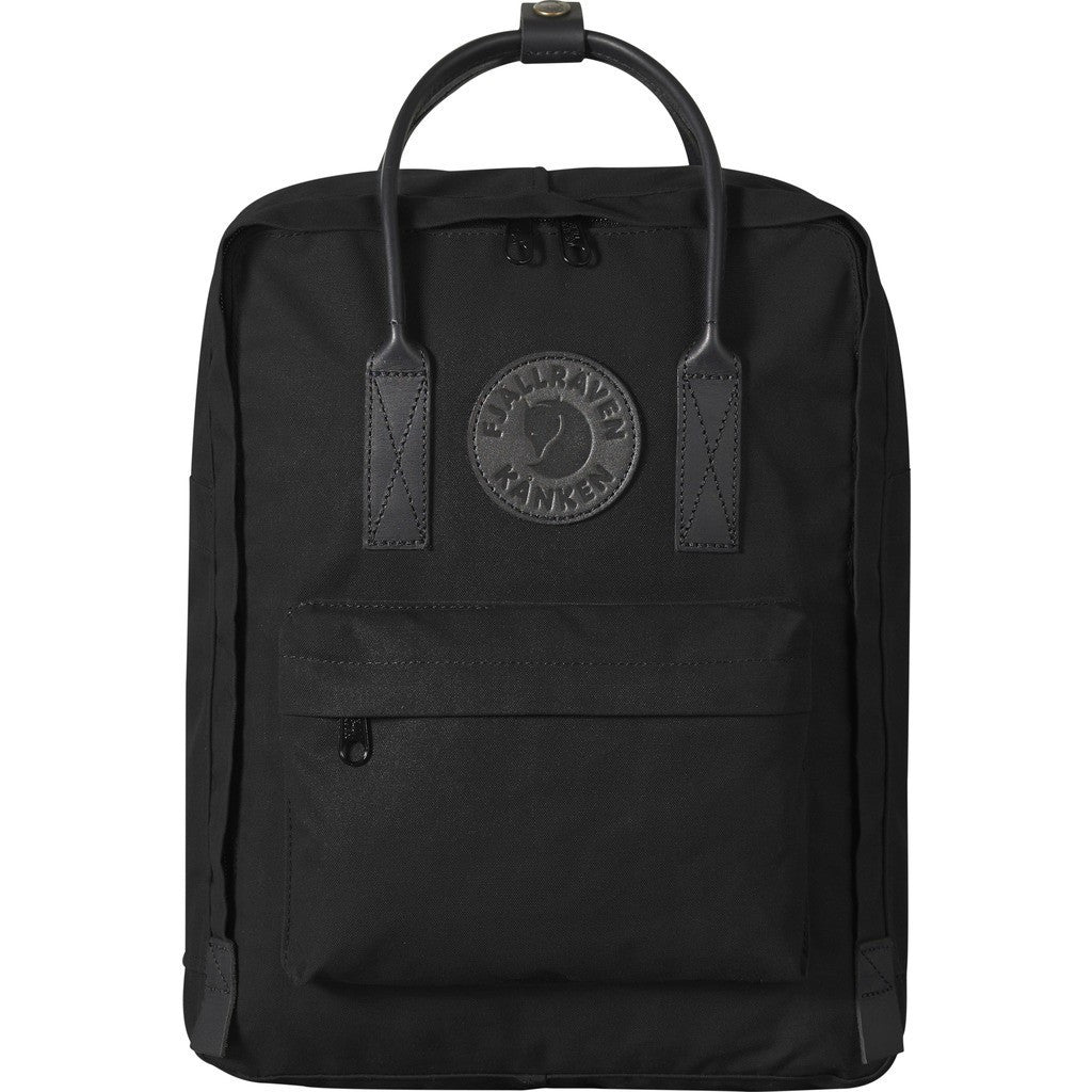 Fjallraven Kanken No. 2 Black Edition | All Black F23567-550