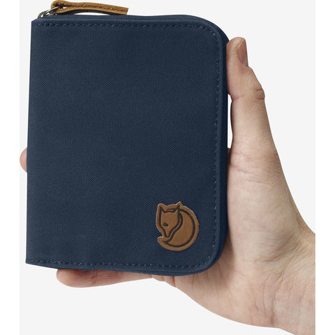 Fjallraven Zip Wallet | Navy - F24216 560