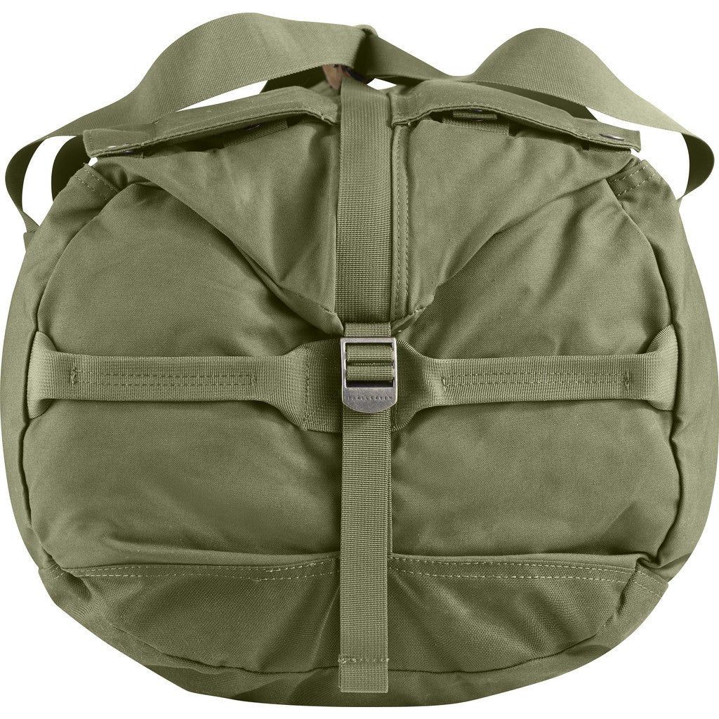 Fjallraven No. 6 Large Duffel Bag | Black F24242-550