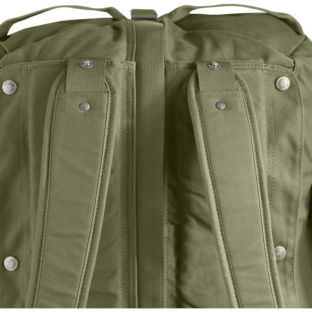 Fjallraven No. 6 Large Duffel Bag | Dark Olive