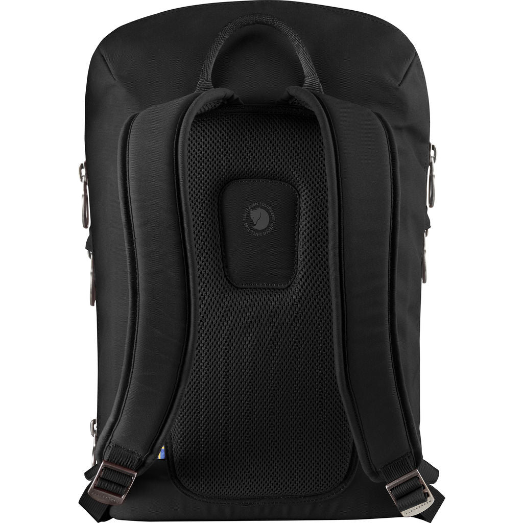 Fjallraven Kiruna Backpack  | Black - F24251 550