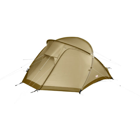 Fjallraven Abisko View 2-Person Tent | Sand F53402 220