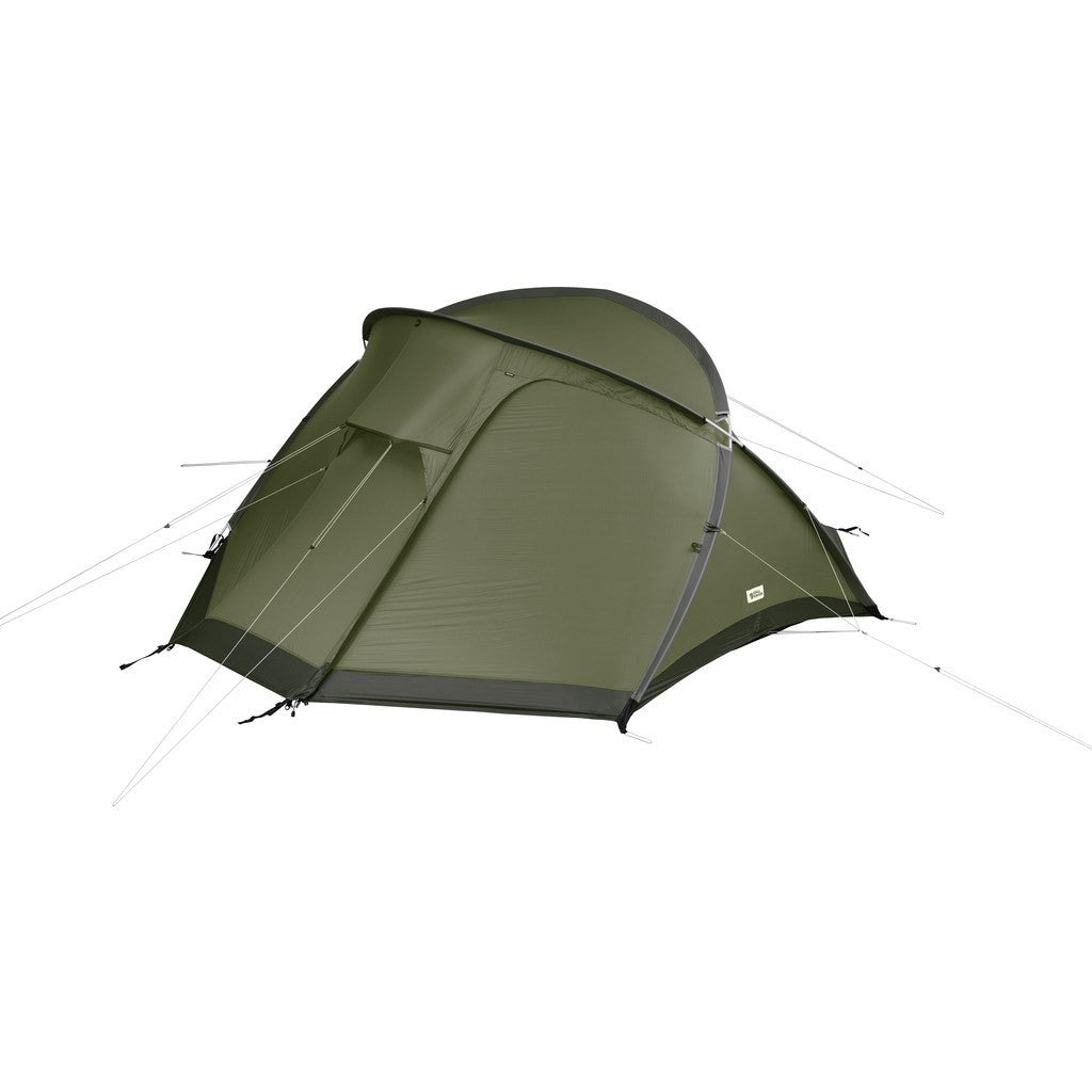 Fjallraven Abisko View 2-Person Tent | Pine Green F53402 616