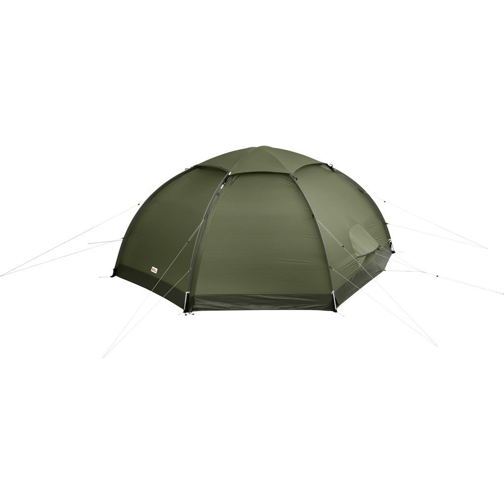 Fjallraven Abisko Dome 3-Person Tent | Pine Green F53503 616