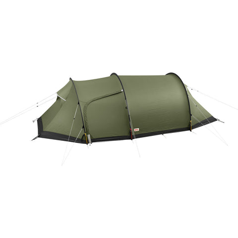 Fjallraven Keb 3 Person Endurance Tent | Pine Green F53603