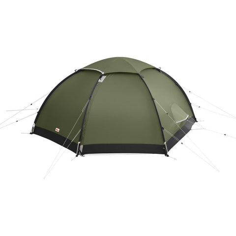 Fjallraven Keb Dome 3-Person Tent | Pine Green F53703 616