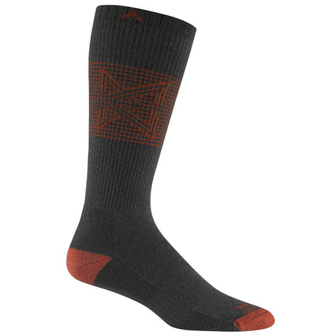 Wigwam Broken Arrow Pro Socks | Charcoal Extra Large F6161 057XL