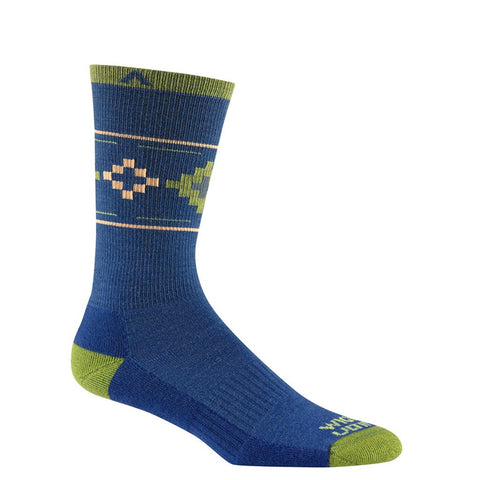 Wigwam Copper Canyon Pro Socks | Dark Denim Medium F6179 490MD