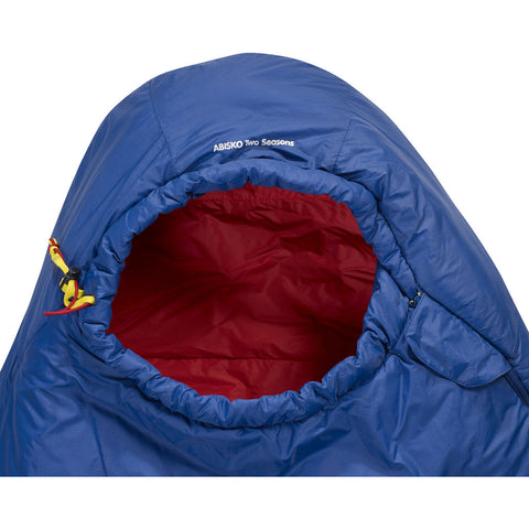 Fjallraven Abisko Two Seasons Regular Sleeping Bag | Atlantic Blue F62709