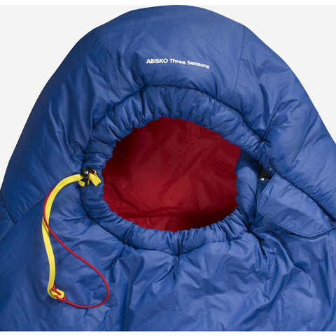 Fjallraven Abisko Three Seasons Regular Sleeping Bag | Atlantic Blue F62711