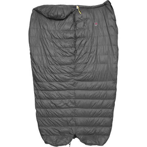 Fjallraven Move In Bag Long Sleeping Bag | Dark Grey F62719