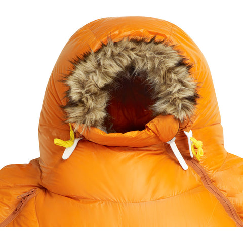 Fjallraven Polar -20 Long Sleeping Bag | Burnt Orange F62729