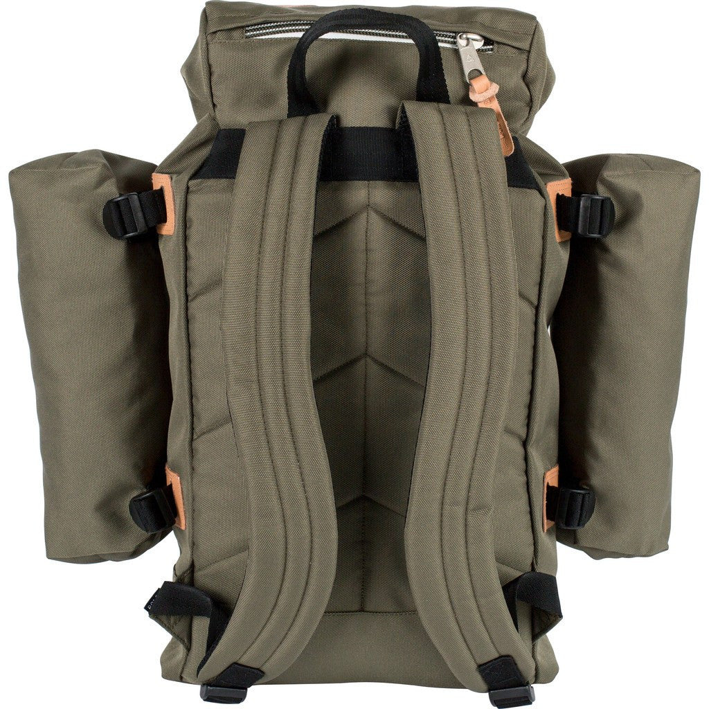 Poler Classic Rucksack Backpack | Burnt Olive 532020-BOL