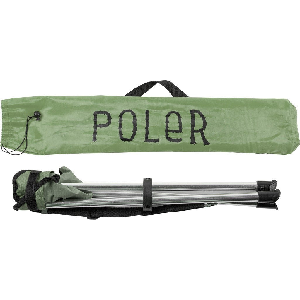 Poler Cyclops Portable Stool | Green 604001-GRN