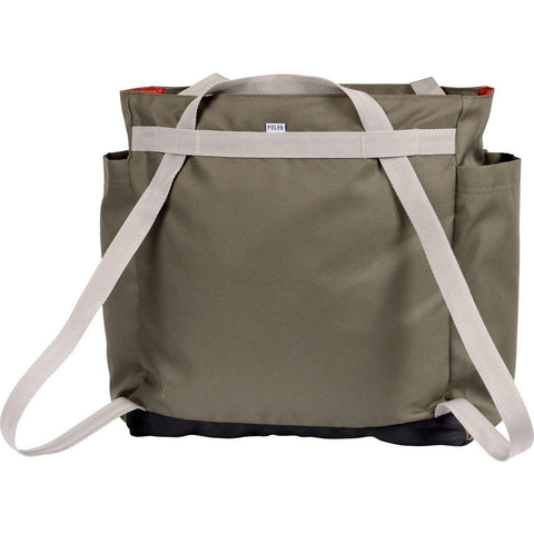 Poler Convertible Totes Pack | Burnt Olive 612013-BOL