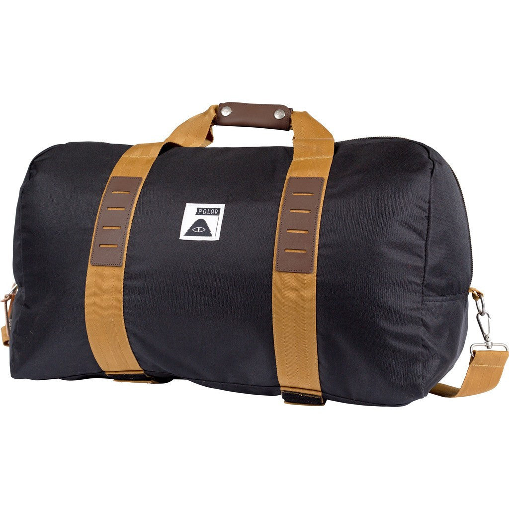 Poler Carry on Duffle Bag | Black 612014-BLK-OS