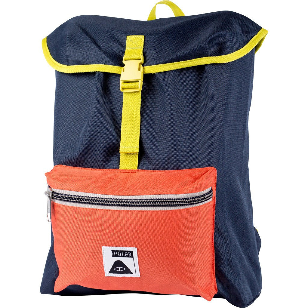 Poler Field Pack Backpack | Navy 612015-NVY