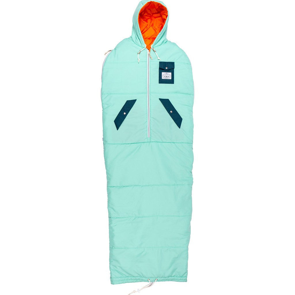 Poler Napsack Wearable Sleeping Bag | Newport 614017-FSG SM / MD / LG / XL