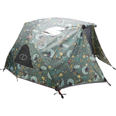 Poler Two Man Tent | Olive 634051-OLV