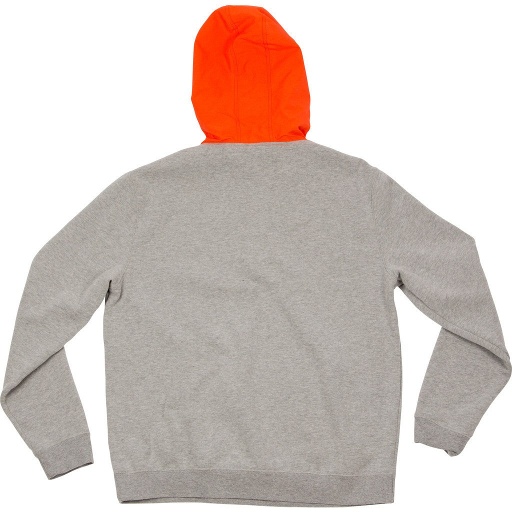 Poler Men's Bag-It Hoodie | Gray Heather 637147-GRY SM / MD / LG / XL